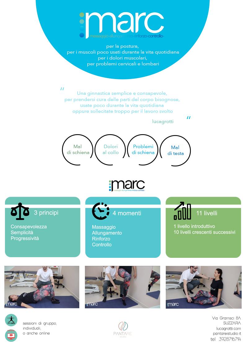 pubblicità MARC A4